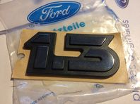Ford Fiesta MK2/Escort MK3 New Genuine Ford 1.3 Badge.